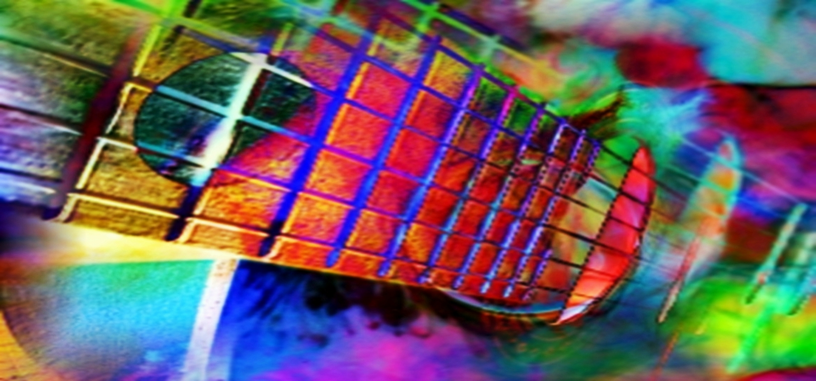 Abstract guitar art for sale | Abstract guitar | by John Russell ...: atdaylong.tripod.com/HendrixGuitarConcerto.html