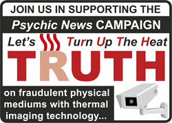 Psychic News magazine Truth campaign