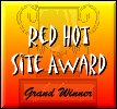 Red Hot Site Award